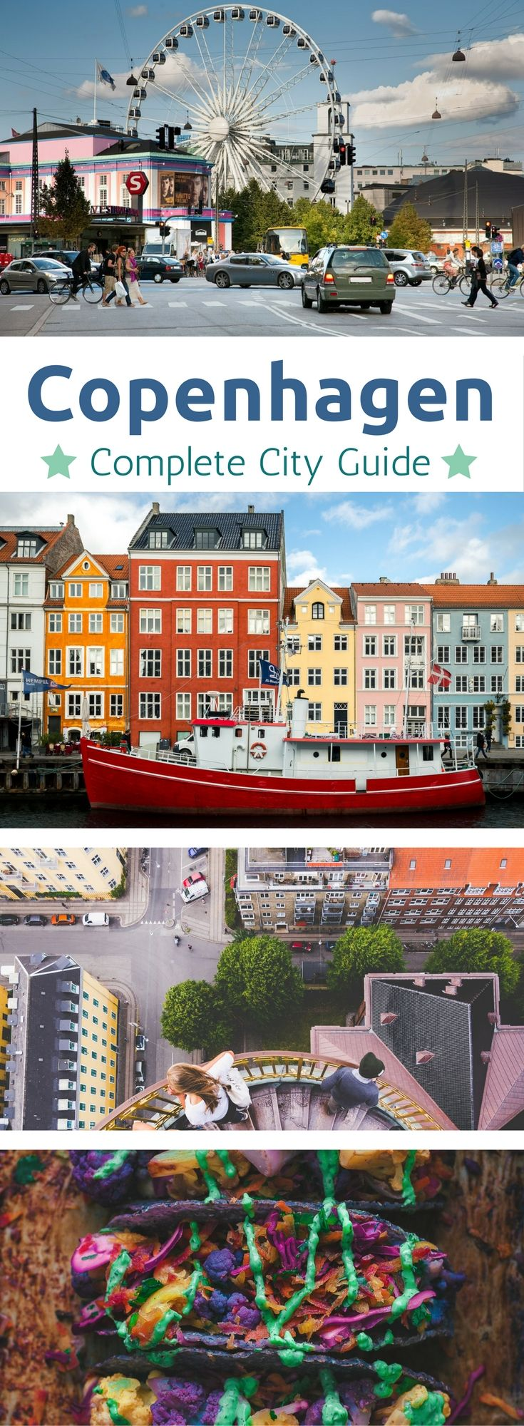 Where to go, what to see, do and eat in the Danish capital of Copenhagen. All the insider information and top tips to make the most of your trip #Copenhagen #citybreak