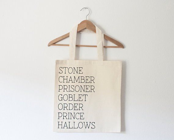harry potter regalo bolsa