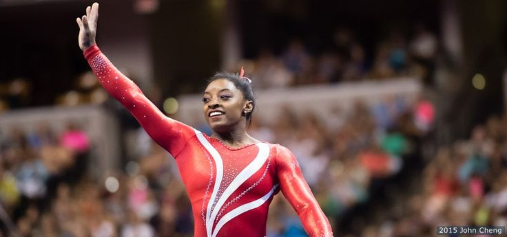 Simone Biles Becomes 1st Female Gymnast In 23 Years To Win Three National Titles | GOOD BLACK NEWS