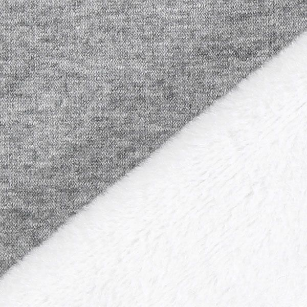 sweatshirt polaire (tissus.net)