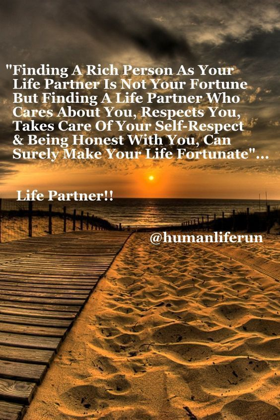 Life Partner Quotes Quotes Of The Day
