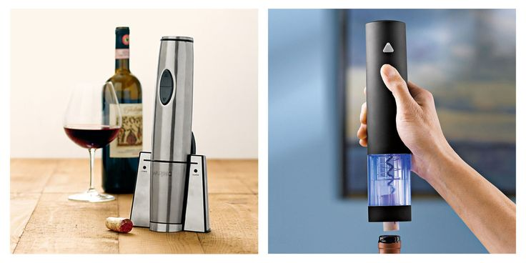 Electric Wine Bottle Openers That Do All the Work for You