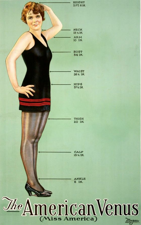 20's beauty: 1920 S, History, Fashion, Style, Vintage, 1920S Silhouette, Beauty, Ideal Measurements