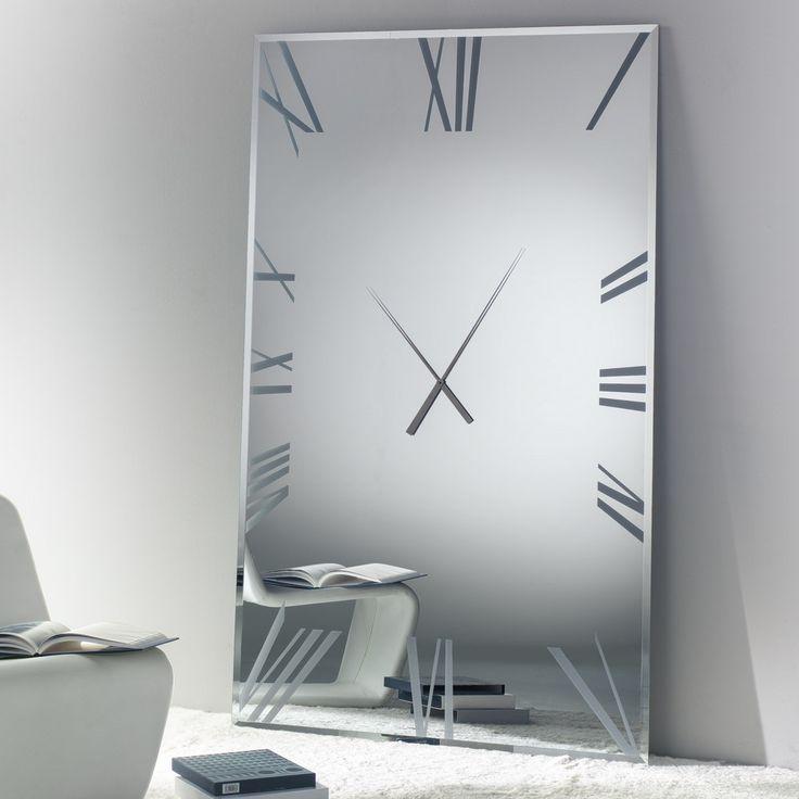 Reflex Angelo mirror clock www.casarredo.co.za
