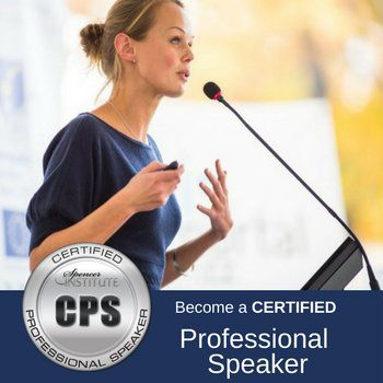This Online Training Course and Certification is Right For You If You Want To Become a Professional Speaker, Online Influencer, Better Trainer/Coach, On-Camera Expert, YouTube Star, Podcast Host or Guest, or a Better Overall Communicator. Your business is booming.  You've got leads, you've got customers, but you don't have any time.  It's a typical problem successful entrepreneurs, coaching, and trainers just like you face.  What do you do when you don't have any more hours in the day…
