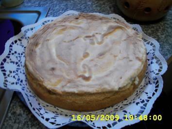Rezept: Rhabarberkuchen