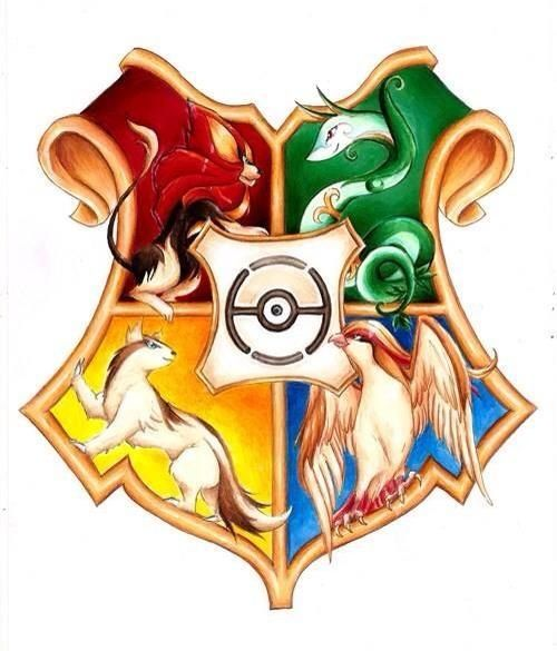 I didn't know whether to pin this in pokemon or Harry potter... So I'm just gonna pin it here..