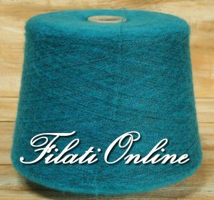 WVMO102A Filato misto lana merino azzurro 555gr 8,33€ - 1155gr 17,33€