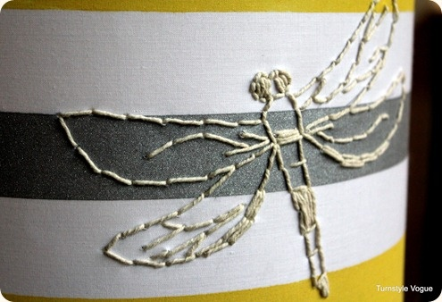 DIY: Dragonfly LampPainting Lampshades, Dragonflies Lampshades, Lamps Shades, Diy Lamps, Diy Dragonflies, Design Lampshades, Lampshades Projects, Crafty Ideas, Lampshades Step