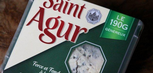 Голубой сыр Saint Agur