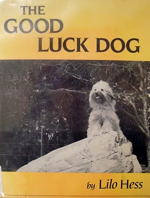 """""""The Good Luck Dog""""  Hounds In Print: Breed - Tibetan Terrier"""