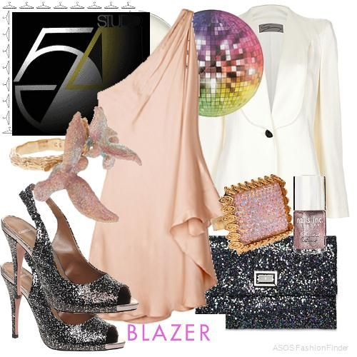 Studio 54 outfit