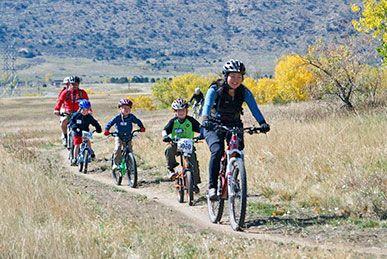 Take a Kid Mountain Biking Day | Colorado Mountain Bike Association