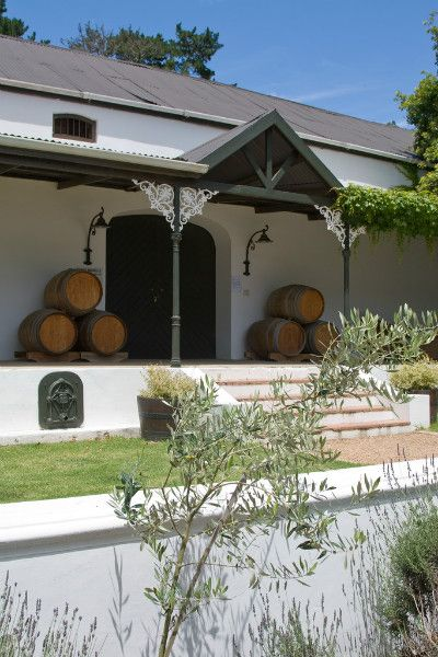 Mont Rochelle, a retreat in the middle of a vineyard in South Africa, is set to re-open in August. (Photo Credit: Flickr user jomilo75) #food #travel #news #Africa