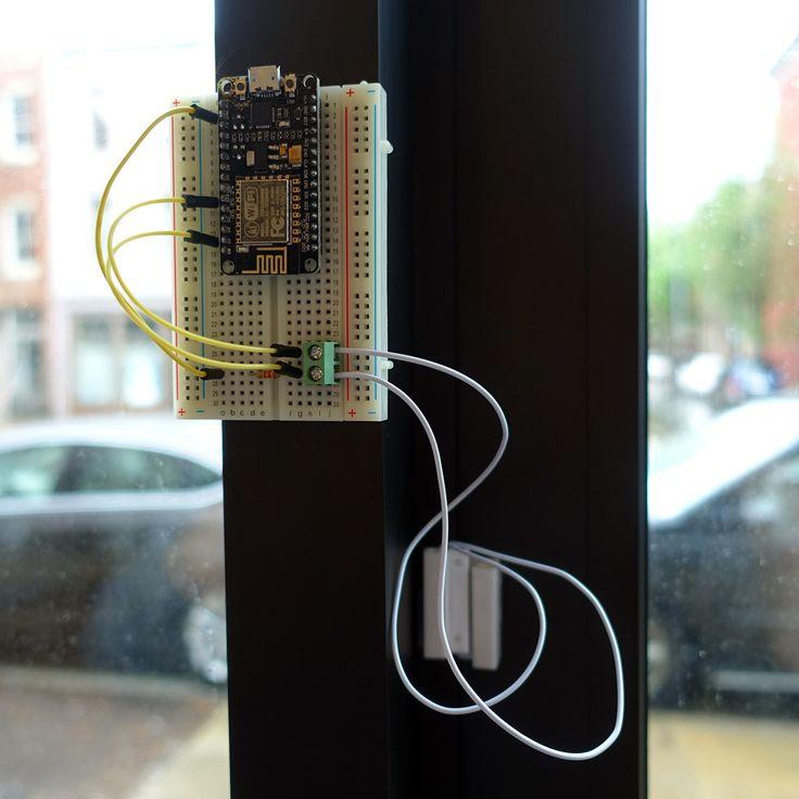Door Sensor Kit  Plus de découvertes sur Le Blog Domotique.fr #domotique #smarthome #homeautomation