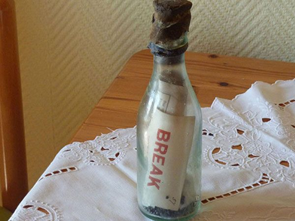 Το παλιότερο μήνυμα σε μπουκάλι και η παράξενη ιστορία του!