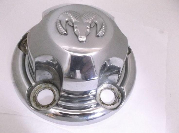 Dodge Ram 1500 Center Cap 1994 - 2001 Chrome OEM 16 Inch Wheel Hubcap C527 #Dodge