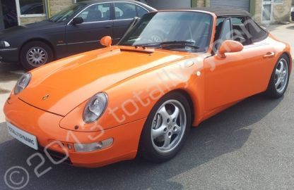 Awesome Porsche 2017: Porsche Carrera 4 fully wrapped in a gloss orange car wrap Check more at http://24cars.top/2017/porsche-2017-porsche-carrera-4-fully-wrapped-in-a-gloss-orange-car-wrap/