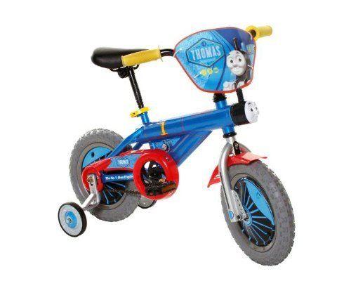 Thomas The Train Boy's Bike, 12-Inch, Blue/Red/Yellow by Thomas & Friends. Thomas The Train Boy's Bike, 12-Inch, Blue/Red/Yellow. 12-Inch.