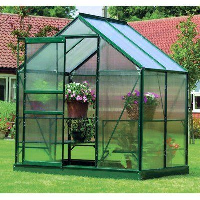 Easystart 4' X 6' Greenhouse by Easystart. $720.00