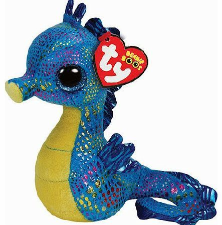 Beanie Boos Ty Beanie Boos - Neptune the Seahorse Soft Toy Beanie Boos are cuddly bundles of fun! Neptune the Seahorse is one of the most sparkly creatures in the ocean. Colourful and hand washable, Beanie Boos soft toys are perfect for kids of all ages. http://www.comparestoreprices.co.uk/soft-toys/beanie-boos-ty-beanie-boos--neptune-the-seahorse-soft-toy.asp