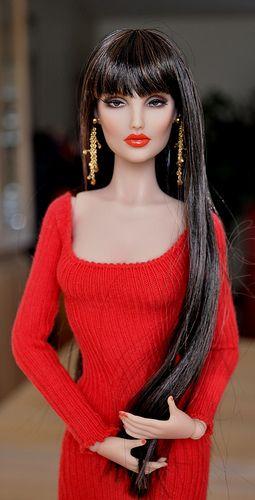 Dolls fashion dolls and jane seymour on pinterest