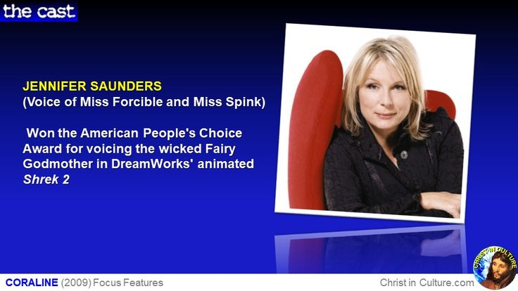 Pin By Thread Of Truth On Coraline Jennifer Saunders Coraline