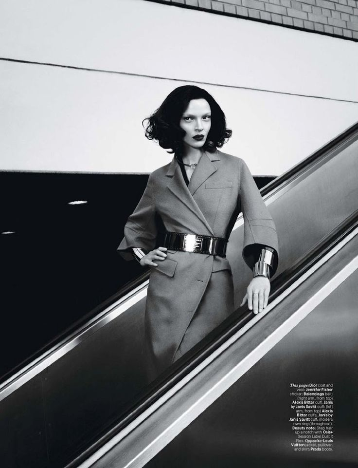 W Magazine Setembro 2014 | Mariacarla Boscono por Emma Summerton [Editorial]