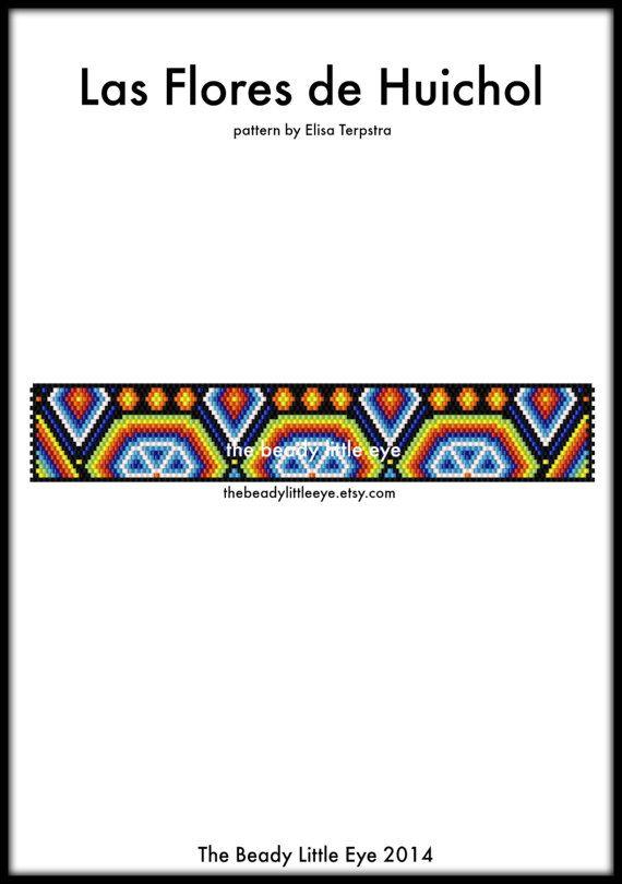 Peyote Patterns  Peyote Pattern  Beading Patterns  Beading