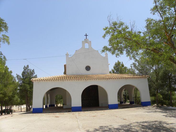 Ermita, pueblo de Miguel Esteban la Mancha.