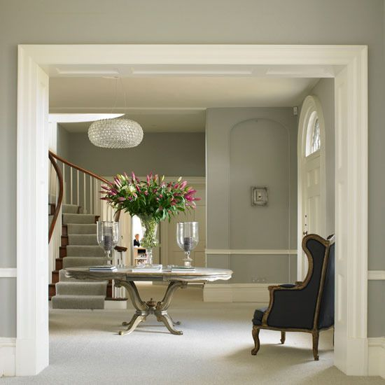 Eye For Design: Grey Interiors..... Refined and Sophisticated
