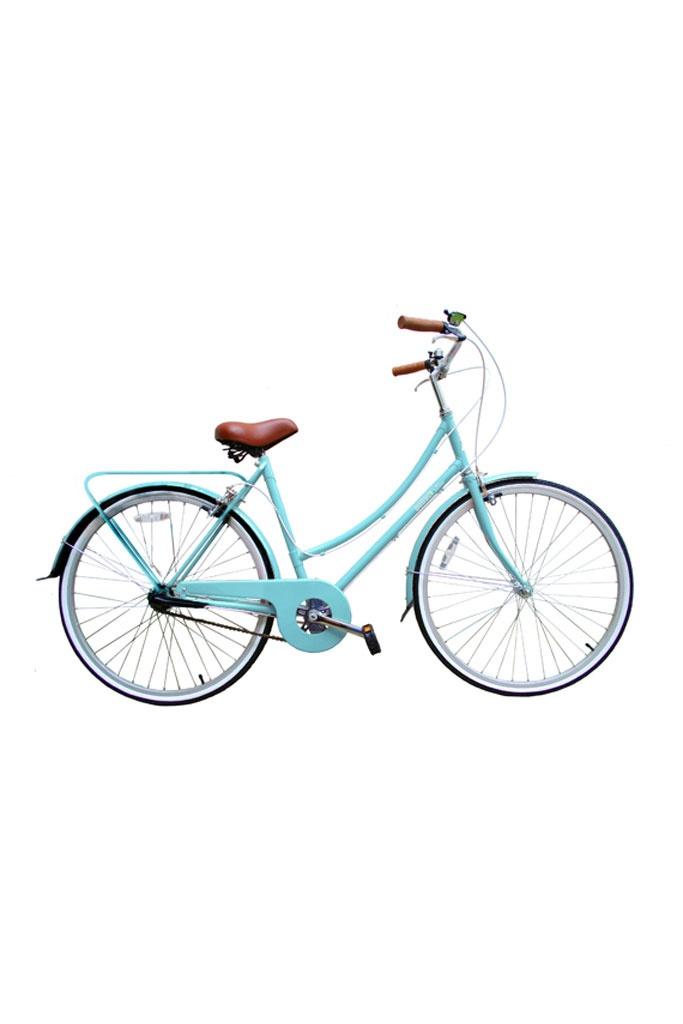 Bicicleta de inspiración retro de In bicycle we trust