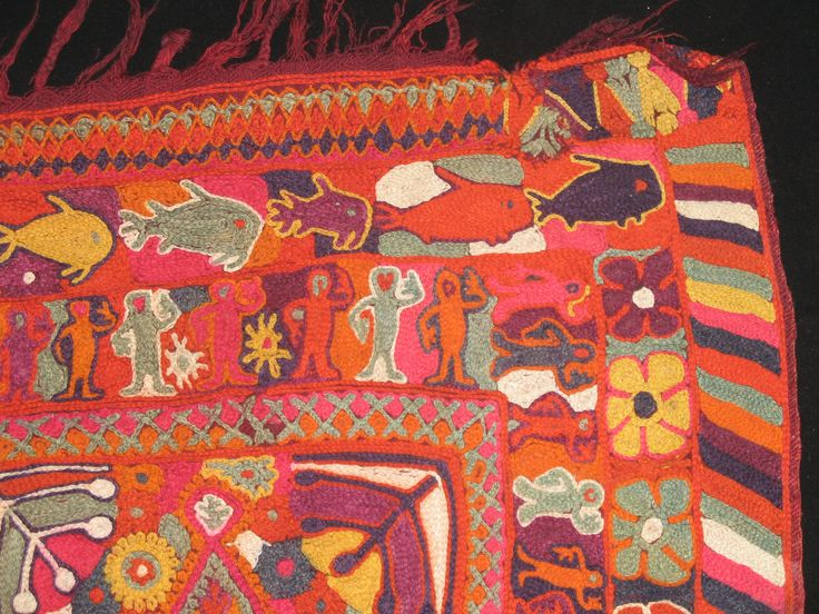 South Iraq Nomadic Rug Rugs Tapestry Blanket