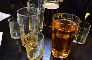 New Guidelines on Alcohol consumption based on review of old and new evidence based research.