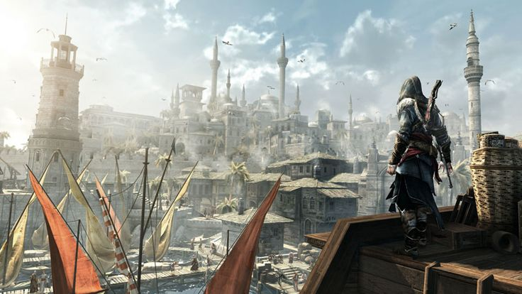 Assassins Creed Revelations Video Game Images