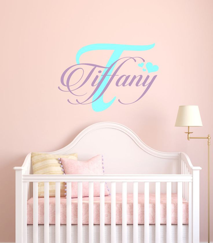 Best Empire City Graphics Vinyl Decal Wall Art Images On - Monogram vinyl wall decals for girls
