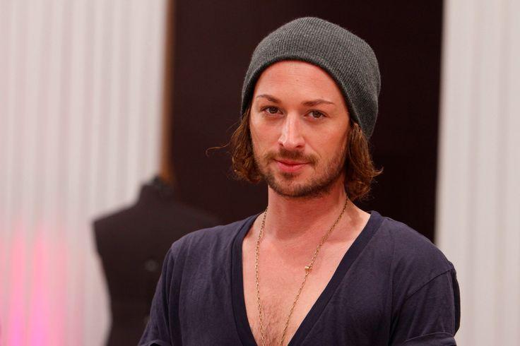"""Sein Label """"Marcel Ostertag"""" präsentierte Marcel schon in London und Shanghai, sowie auf der Mercedes-Benz Fashion Week in Berlin."""