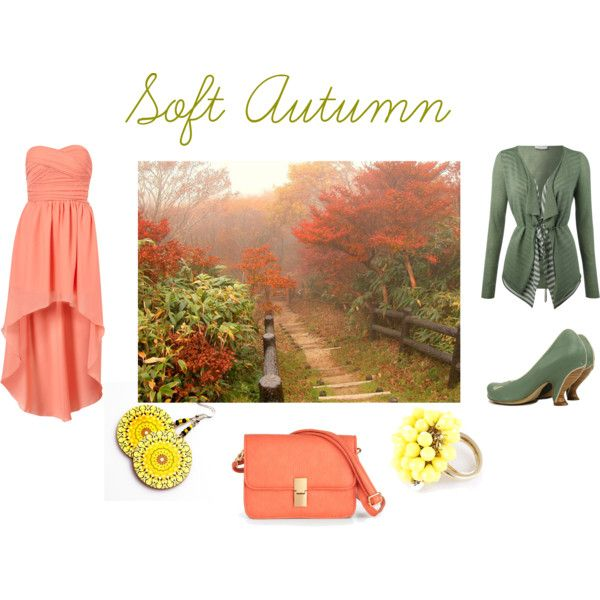 """Soft Autumn outfit"" by sabira-amira on Polyvore"
