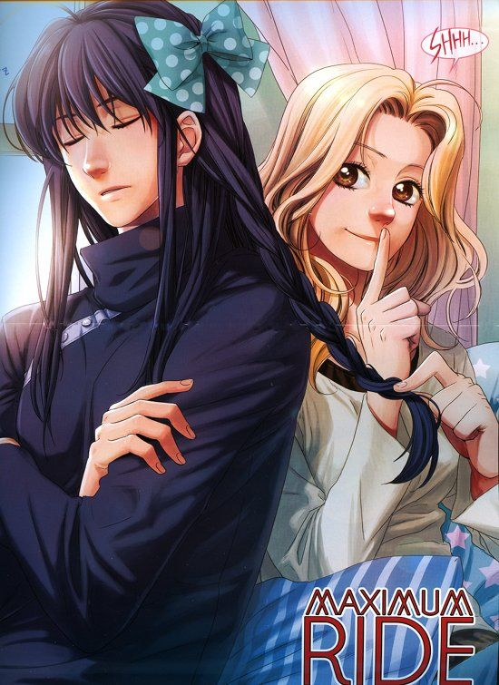 Tags: Anime, Maximum Ride, Maximum Ride (Character), Fang (Maximum Ride)