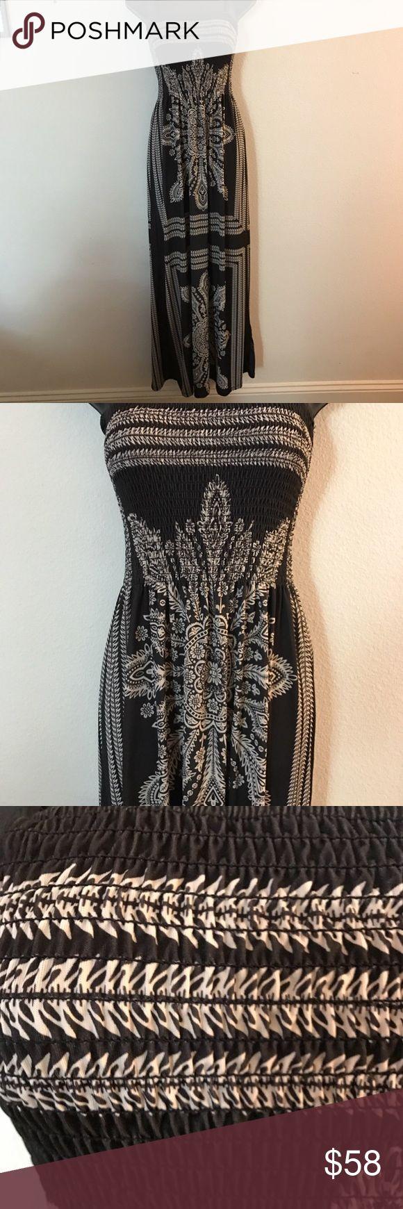 Tube top extra long maxi dress.. Tube top extra long maxi dress Ocean Blue Dresses Maxi