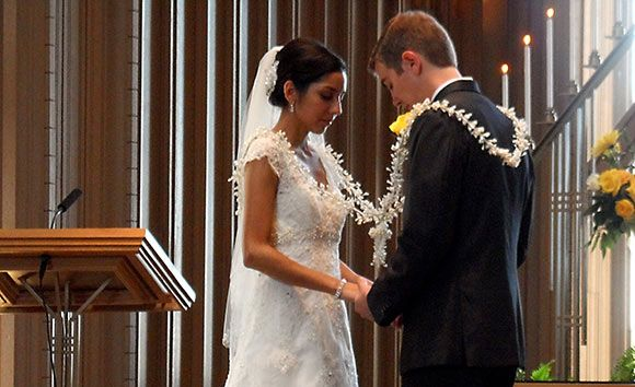 Great resource on the meaning and history of the wedding lasso rosary. The wedding lasso rosary isn't just for your wedding day; it's a memento that'll live on long after your day is over.