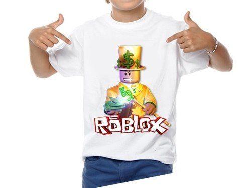 Playera Roblox 5 Diferentes Juego En Todas Las Tallas Goku