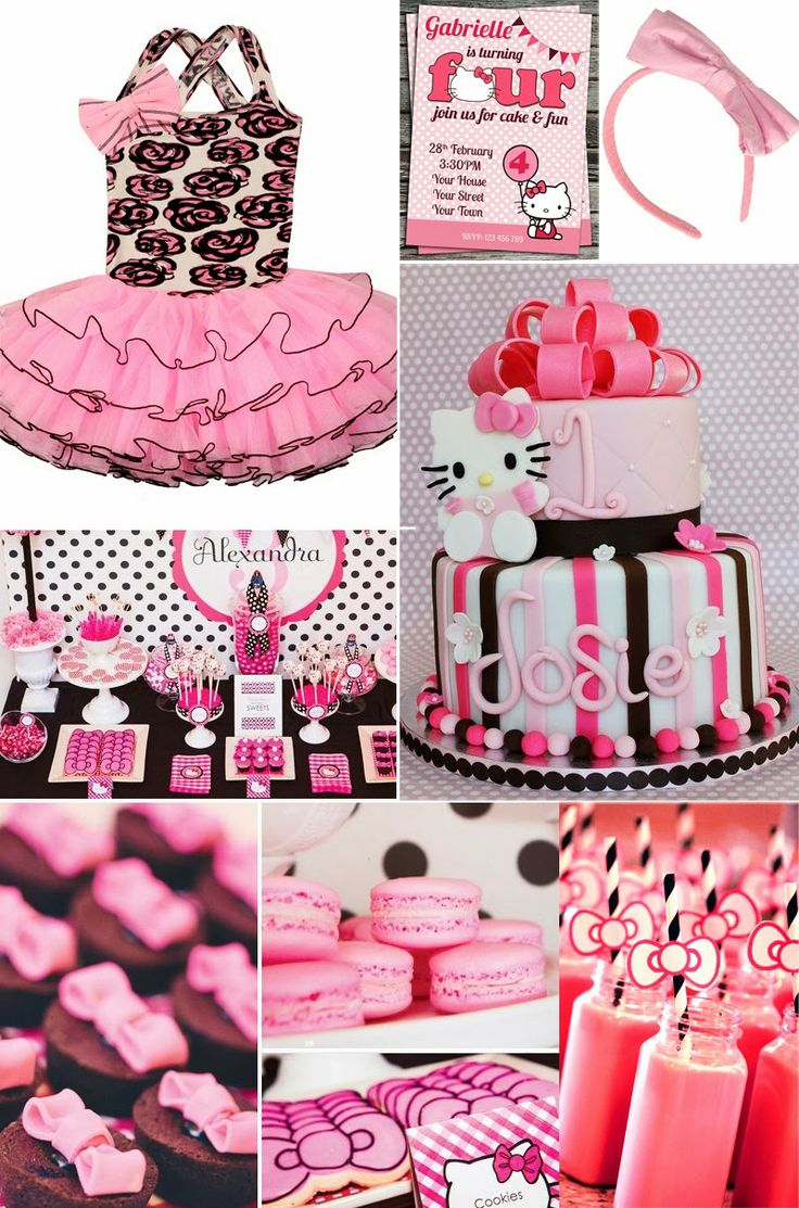 122 best images about hello kitty birthday on pinterest