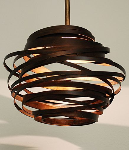 """Bodner Chandeliers. Would love to have a """"mini"""" one of these."""