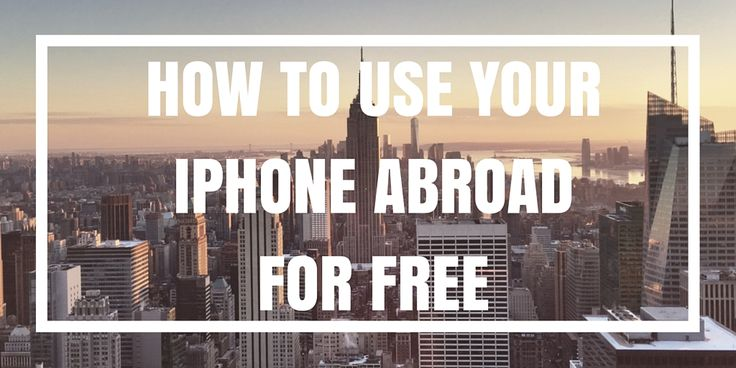 Today we go everywhere with our phones and traveling without them is not an option. However, data roaming fees, excessive charges for texts…