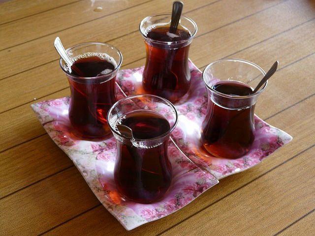 teegläser türkisch