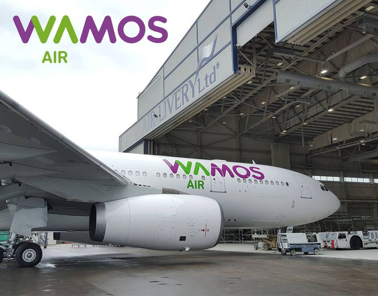 Wamos Air - AirlinePros