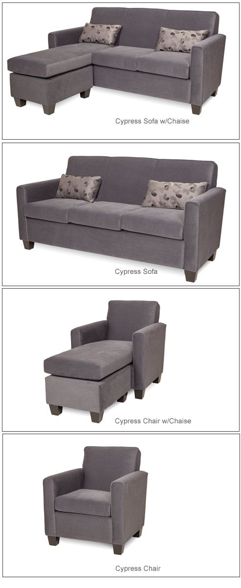 Cypress Sofa - locally made at Majestic Sit & Sleep