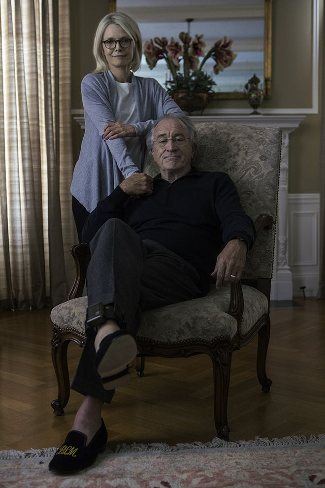 HBO Releases First Look at Robert De Niro and Michelle Pfeiffer in Bernie Madoff Movie