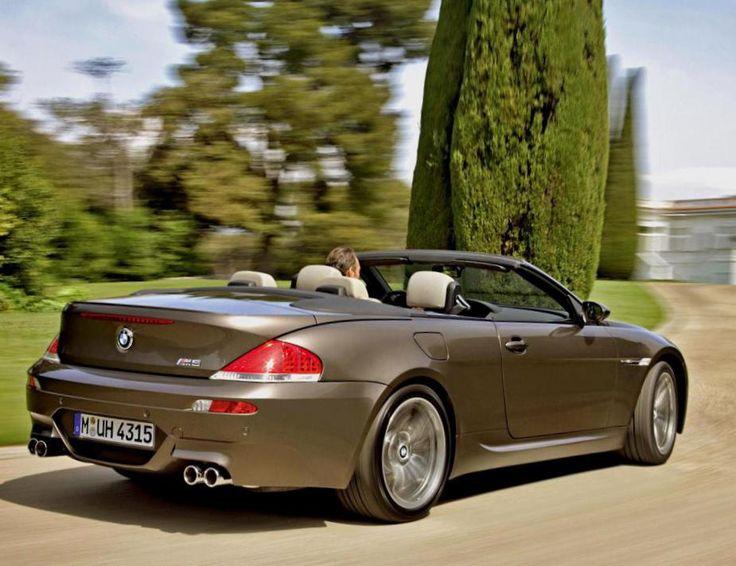 BMW M6 Cabrio (E64) Tuning   Http://autotras.com